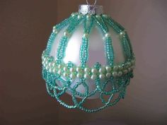 Free Beaded Victorian Ornaments Patterns | victorian ornament we all ...