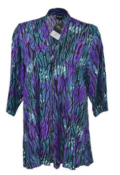 Product Details: J811Q Jacket Bianca Midnight  100% Rayon Price: $79.95