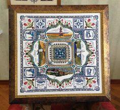 Mandala Gardens by Martina Rosenberg (Weber) - 7/32 - Serenity