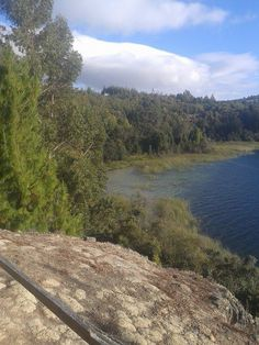 Laguna de Tota, una de las mas grandes del mundo y esta en Colombia
