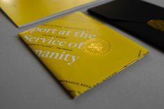 Vatican City | invitation cards on Behance