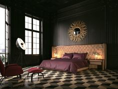 bedroom classic! by Vic Nguyen   Architecture   3D   CGSociety