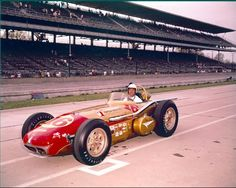 1961 - Bobby Grim's (#16) Qualified: 24th, Speed (144.029 mph) Finished: 32nd, Piston, Lap 26