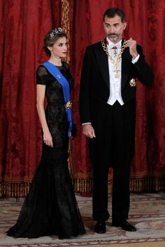 1 Look at Queen Letizia's Gorgeous Collection of Ball Gowns, and You'll Be in Love