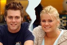 Celebrity mums and dads who have split - via Parentdish.Kerry Katona & Brian McFadden
