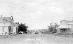 Braddock, North Dakota,1909