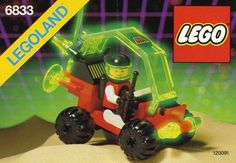A Space set released in 1990.