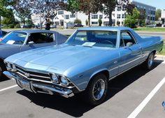 1969 camino SS 396 blue=1