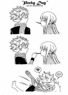 The pocky game