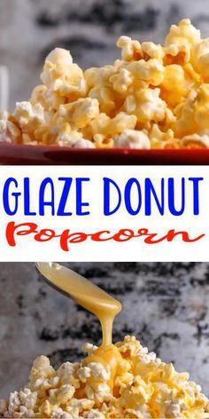 Carmel Popcorn Recipe Easy, Vegan Popcorn, Spicy Popcorn, Popcorn Toppings, Popcorn Seasoning, Homemade Popcorn, Popcorn Snacks, Microwave Popcorn, Popcorn