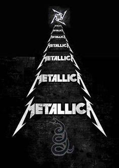 Brindo por mi familia de acá y de allá. Brindo por mis amigos de acá y de allá. Brindo por el heavy metal, sus músicos, sus discos y sus recitales. Sin todos ellos no sería quién soy. Crean siempre en los milagros porque existen, sino mírenme acá en las altas latitudes, yo creí y llegué. Abrazo polar desde Base Carlini, Antártida Argentina!! Salute mafrends!! Habemus arbolito!! Los quiero mucho... #metallica
