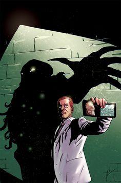 Lovecraftiaanse mysteries in nieuwe detective serie