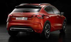 Citroën mostra reestilização feita ao DS4 - carros - Jornal do Carro