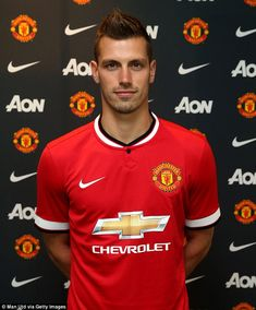 Morgan Schneiderlin (FRA) - From Southampton (ENG) to Manchester United (ENG) - £25million - 2015