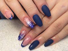Blu Nails Ralu's Nails ❄️💙❄️
