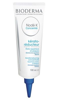 Nodé Hair Treatment - Scalp: patches, itching, scales