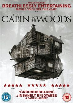Cabin In The Woods. A must see! Gets better and better, lots of suprises. Kristen Connolly, Chris Hemsworth, Anna Huthinson, Franz Kranz, Jesse Williams, Richard Jenkins, Bradley Whitford, Amy Acker, Tim DeZarn, Tom Lenk, Joss Whedon