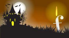 Questo è #Halloween! Spaventoso #Halloween! Dacci un #dolce o il #terrore ti attanaglierà! Urla anche tu! Fuggi via da qui! E' il paese di #Halloween! Ti piace l'illustrazione che ho fatto per... Halloween? :D