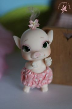 Can I pweeezz stay up a little longer..Pwetty pweezz? ~CCC pOink lil pOtbellie 6cm