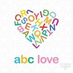 ABC Love | StockLogos.com