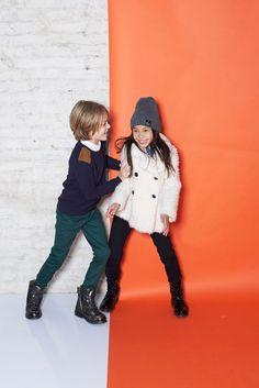 Eleven Paris #Childrenswear #KidsFashion