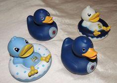 Team Rubber Bath Duck Real Madrid FC, Rangers FC, Manchester City FC  | eBay
