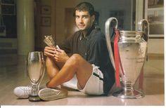 Хосеп Гвардиола, Лига чемпионов, Барселона, Суперкубок Европы, примера Испания, фото