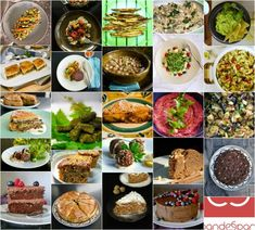 Πάσχα χωρίς κρέας για το χορτοφαγικό πασχαλινό τραπέζι. Επιλογή από τα καλύτερα ανοιξιάτικα πιάτα του pandespani για vegetarian και vegan. Biryani, Dessert Recipes, Desserts, Greek Recipes, Pesto, Menu, Snacks, Vegan, Ethnic Recipes