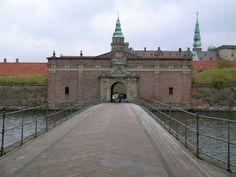 hamlet castle denmark | ... Slot, Hamlet's Castle, Denmark | Why I Heart Denmark | Pinte