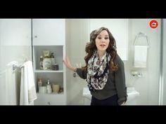 Cómo organizar un baño pequeño -#Promart