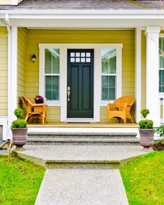 The exterior of your home is especially important since it's the first thing people see and it sets the stage for everything inside. Upgrading your home's exterior look doesn't have to mean a complete overhaul. In fact, simple repainting or finding replacement doors in Peoria, IL can make a significant improvement in the appearance. Here are some ways to make the exterior of your home more beautiful.