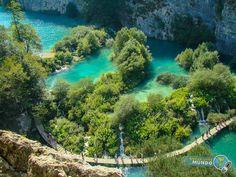 Lagos de Plitvice – o lugar mais lindo da Croácia