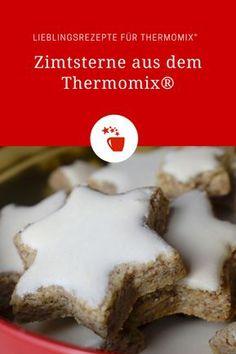Zimtsterne aus dem Thermomix® – Foto: Nicole Stroschein