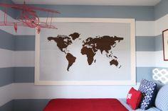 love this map by @Jen Jones