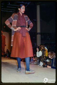Fashion show Daniel hechter winter 1979/1980 | Daniel Hechter - Europeana