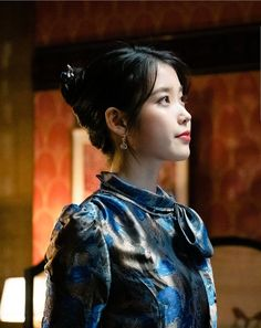 Iu Fashion, Star Fashion, Kpop Girl Groups, Kpop Girls, Korean Girl, Asian Girl, Iu Hair, Korean Actresses, Korean Beauty