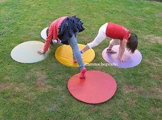 mamma che giochi!: Twister fai-da-te