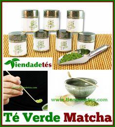 Té verde (procedente de la región japonesa de UJI) en polvo de alta calidad usado en la ceremonia del té japonesa. ¡¡Disponible en www.tiendadetes.com!! #Té #Tea #TeaTime #TéVerde #TéMatcha #Matcha #TéJaponés    