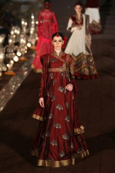 WIFW Spring Summer 2015   Rohit Bal #WIFW2015 #Indiancouture