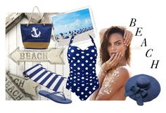 1 the beach!!!! by misisspoly on Polyvore featuring moda, Havaianas and Elaiva