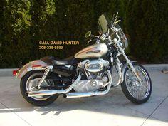 Harley-Davidson 2009 XL 883C Sportster® 883 Custom
