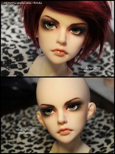 Face-up: Leekeworld Unsold head / Ronald - 1 by *asainemuri on deviantART