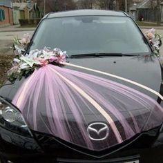 35 meilleures images du tableau Décoration voiture pour mariage