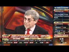 Stanley Bergman's Interview on Fox Business News discussing #Veterinarian Sales.