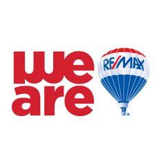 We Are REMAX Logo #REMAX #WeAREREMAX