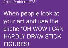 artist problem
