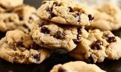 Cookies and Comedy Chocolate Cookie Recipes, Chocolate Chip Cookies, Dough Recipe, Dessert Recipes, Desserts, Food Design, Baked Goods, Food And Drink, Yummy Food