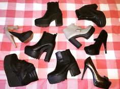My many shoes #publicdesire #nelly #dinsko #sweden #follow #followme #love