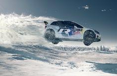 Volkswagen - Polo WRC 2013 by The Scope Digital Studio , via Behance
