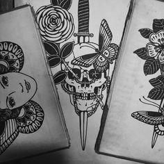 Drawings on old book covers, 2015  SS